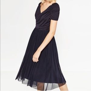 Zara Dress with tulle